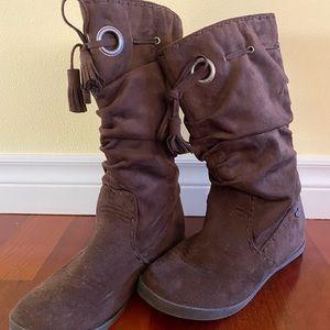 Roxy women's boots size 8.5